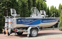 LINDER Sportsman 445 CATCH ELECTRIC 2015